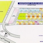 NG Duplex Houses Layout Plan