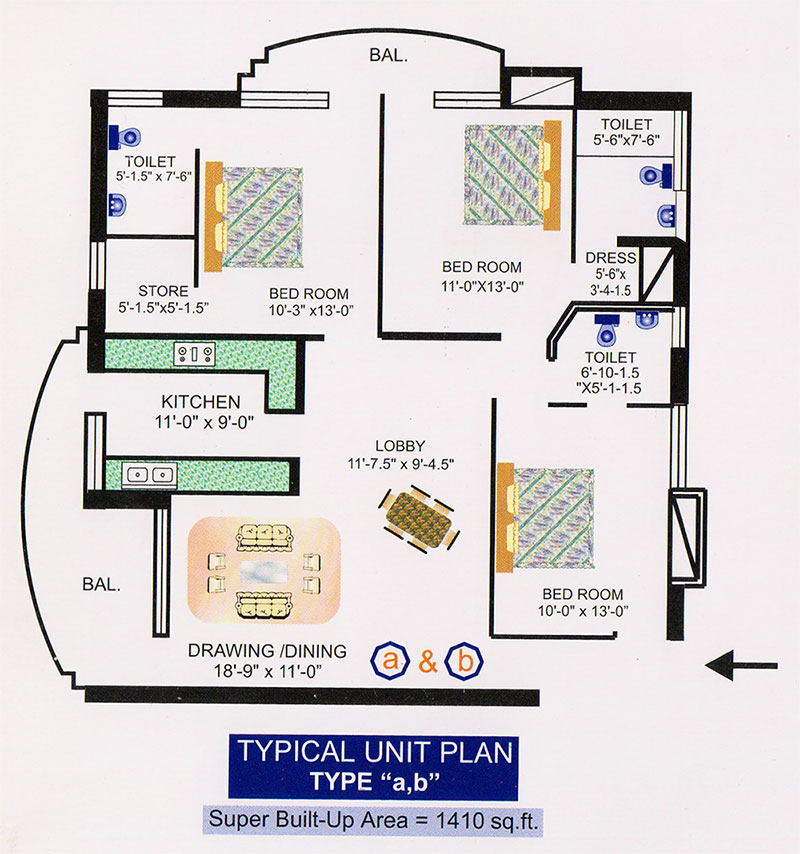 apartment unit plans apartments typical 28 images 3