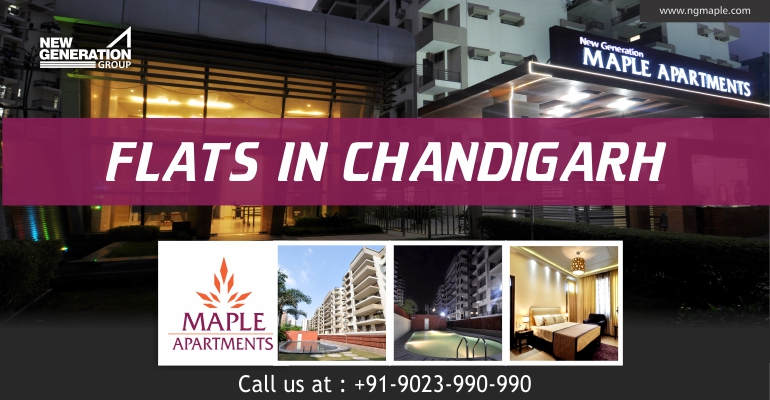 3/4BHK Flat in Zirakpur, Chandigarh & Mohali