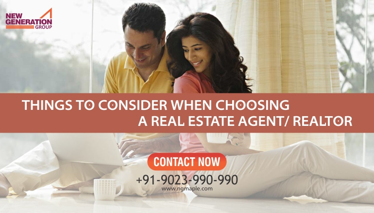 Things To Consider When Choosinga Real Estate Agent