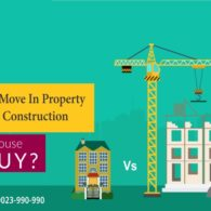 Ready to Move In Property Vs Under Construction