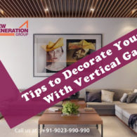 Tips to Decorate Your House With Vertical Gardens