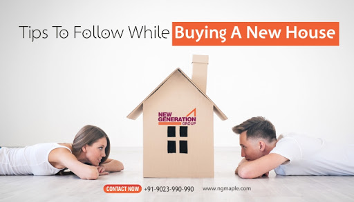 Tips To Follow While Buying A New House